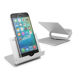 VersaTilt Aluminium Stand - O2 XDA IIi Pocket PC Phone Stand and Mount