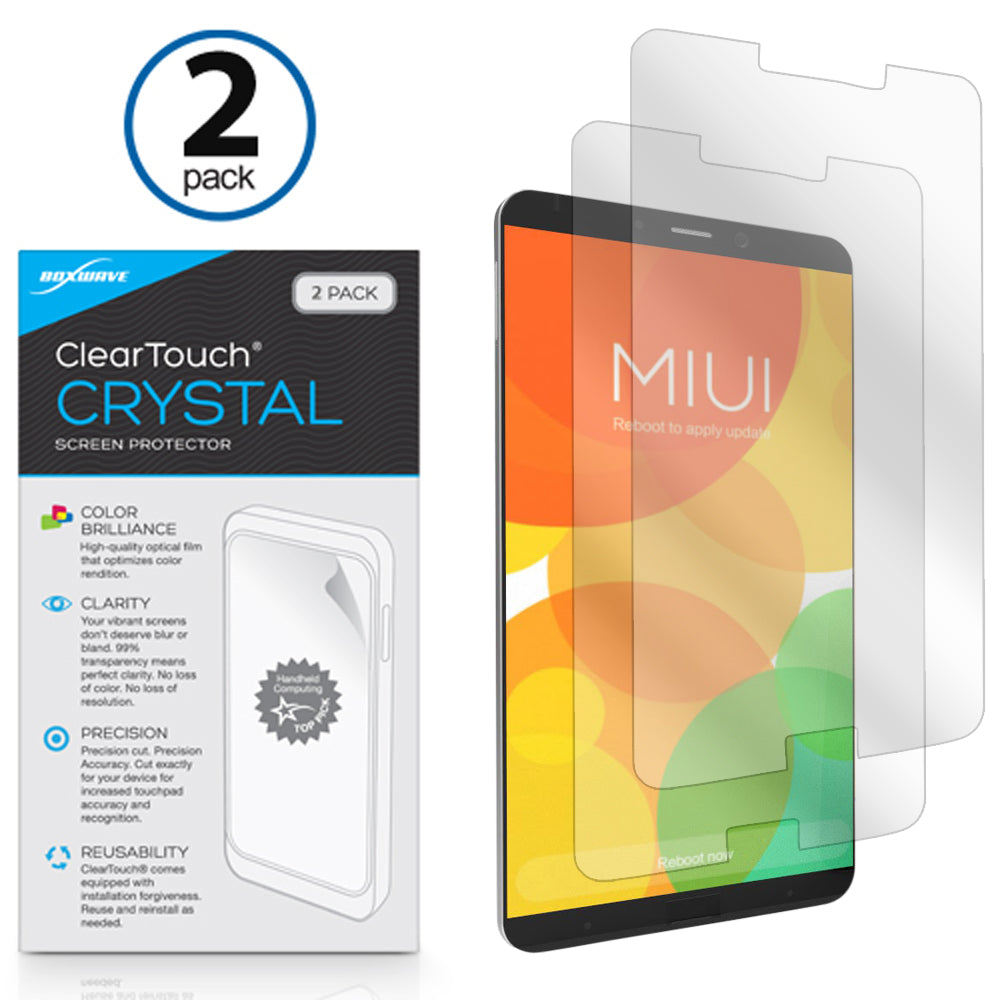 Xiaomi Mi Note 2 ClearTouch Crystal (2-Pack)