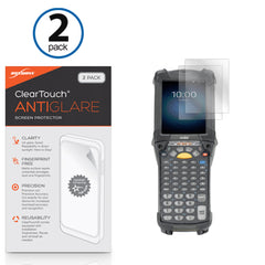 ClearTouch Anti-Glare (2-Pack) - Zebra MC9200 Screen Protector