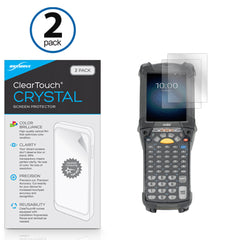 ClearTouch Crystal (2-Pack) - Zebra MC9200 Screen Protector
