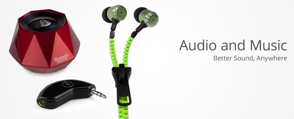 Audio and Music