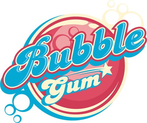 Bubble Gum! 4 FLAVORS YOU MAKE YOU CHILDHOOD COME BACK TO LIFE AGAIN. IF YOU WERE A HUBBA BUBBA FAN THEN GET READY TO BE AMAZED