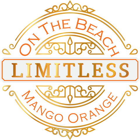 ON THE BEACH- MANGO ORANGE