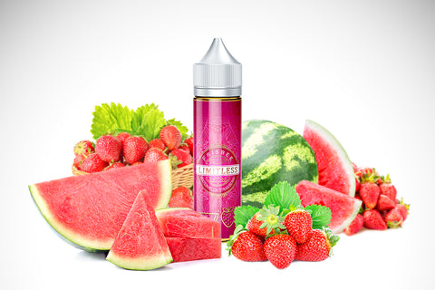 FRISBEE - SWEET STRAWBERRY WATERMELON - Signatureblends.ca - sweet watermelon and strawberries - a perfect blend