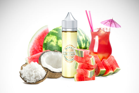 HAWAII - WATERMELON PINACOLADA - Signatureblends.ca - never before have you tasted a pinacolada this fresh with a twist of watermelon - summer can not come sooner