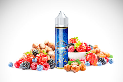 HAZEL BERRY - BLUEBERRY CREAM HAZELNUT - Signatureblends.ca - Limitless line - Blueberry Hazelnut with sweet and Bavarian cream