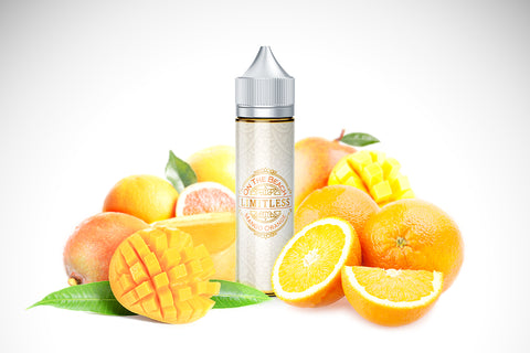 ON THE BEACH- MANGO ORANGE - Signatureblends.ca - A perfect blend of  Mango and Blood Orange