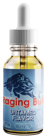 Raging Bull -Untamed Flavor - Signatureblends.ca - take flight with one of our most popular e liquid. A lively energy drink inspired juice packed full of fizz to get you ready to go