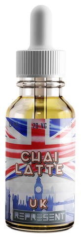 Chai Latte - UK - Signatureblends.ca - a creamy milky blend of chai tea