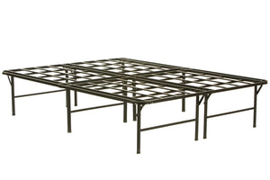 The Purple Platform Bed Frame