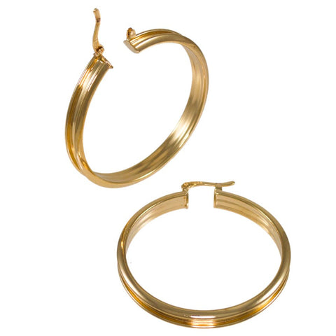 Tubular Earrings 04074100