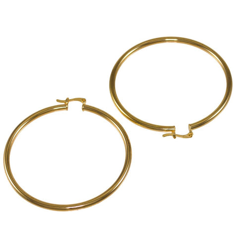 Tubular Hoop Earrings 04237030