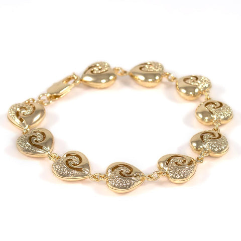 Bracelet, Gold-Filled #227710100