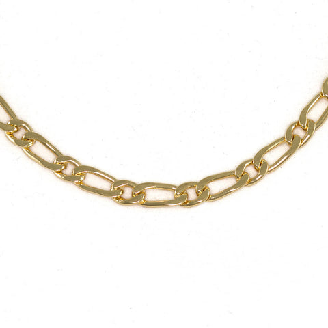 Figaro (1+1) Link Chain 0150100