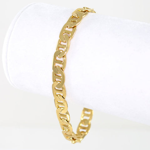 Men's_Gold-Layered_Bracelet_GU-180