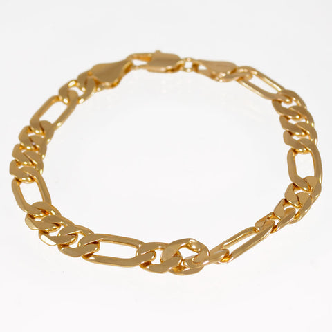 Men's_Gold-Layered_Bracelet_FG-180