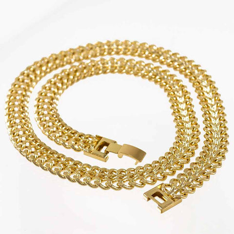 Necklace, Gold-Filled  017910300