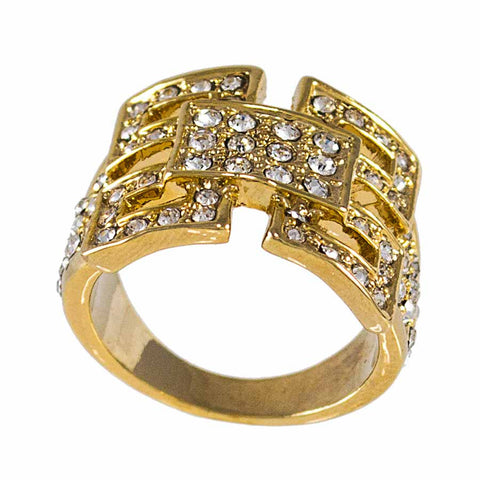 Woman's Ring_GoldLay_GKM-142