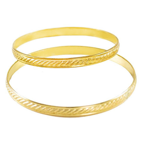 Princess Line Bangle