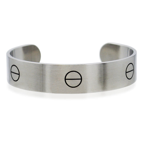 Stylish Stainless Steel Cuff bracelet