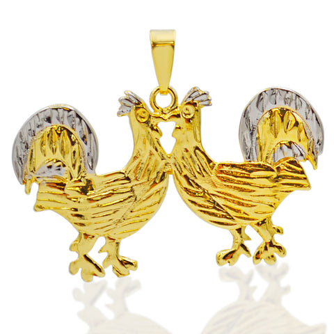 Chickens Shaped Charm