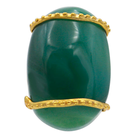 Beautiful Lady's Jade stone Ring
