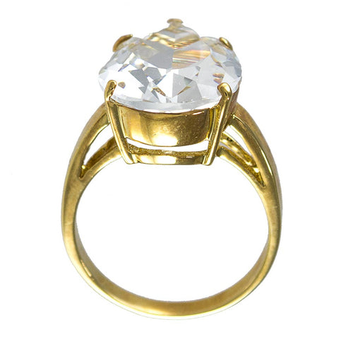 Woman's Ring Gold Layered GPCZ1578