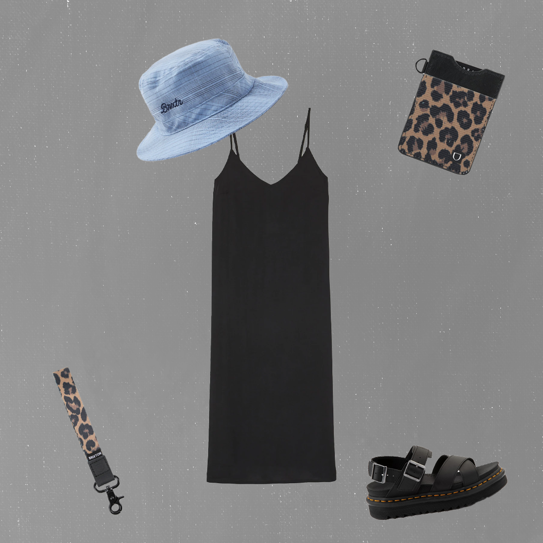 Layout of Summer Outfit