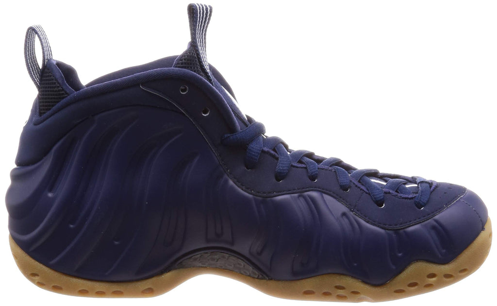 Nike Men s Air Foamposite One Blue Black White ...China