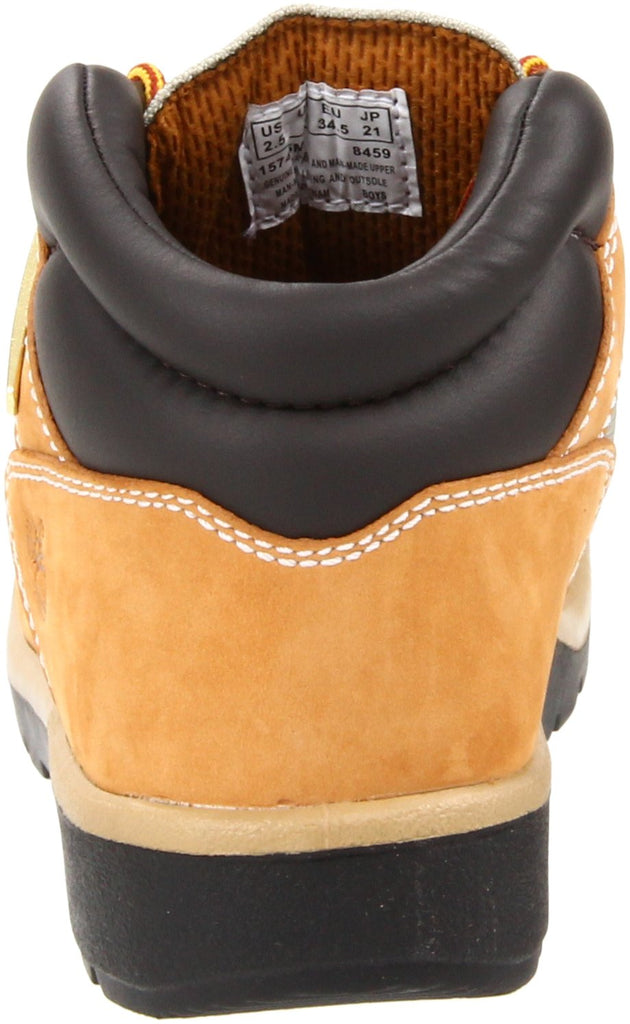 67b82569a9ca Timberland Leather and Fabric Field Boot (Toddler Little Kid Big Kid ...