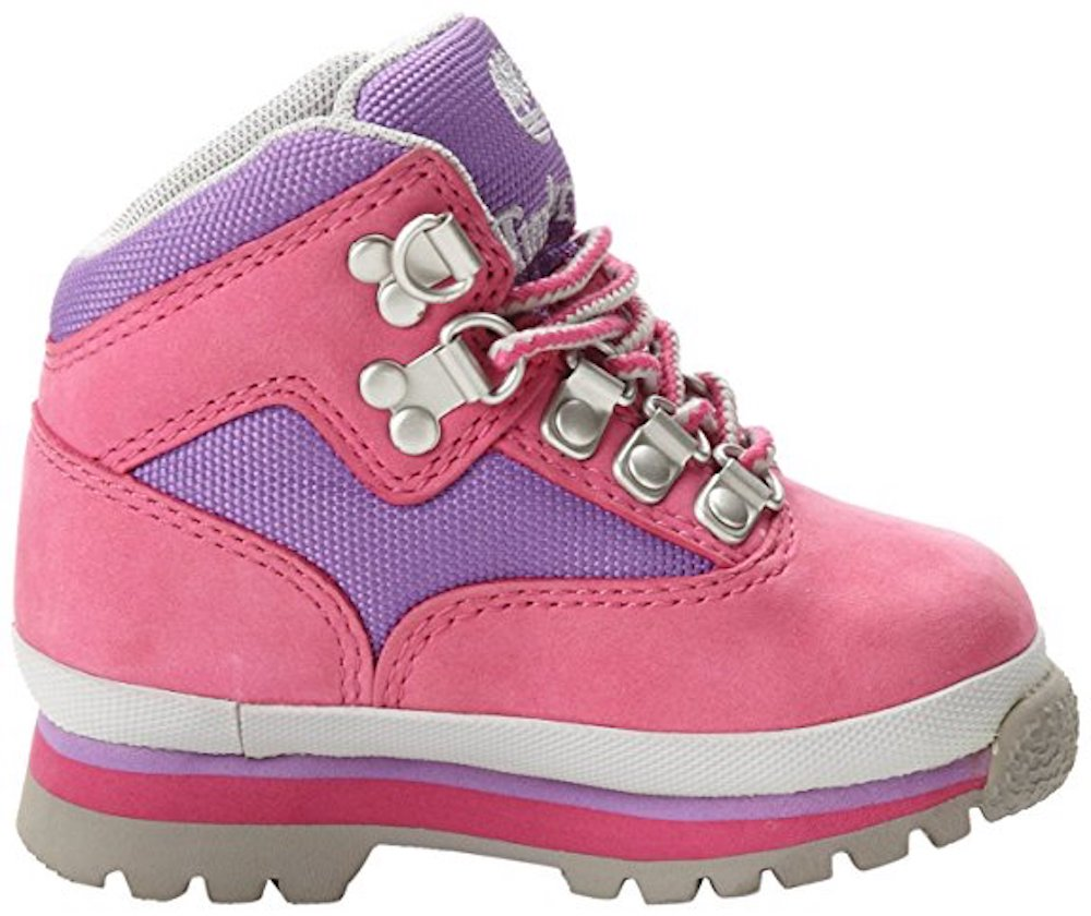Timberland Girls Euro Hiker Leather and