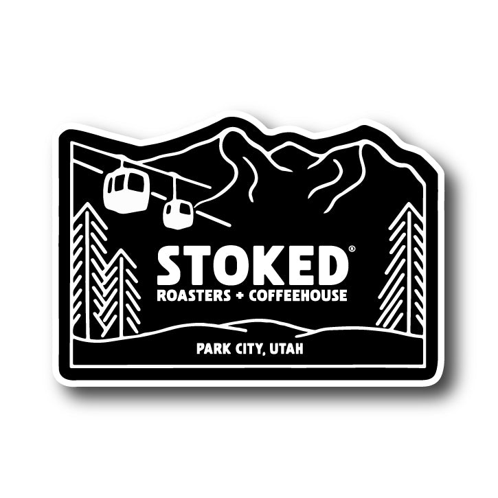 Park City Stickers