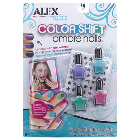 ALEX - VERNIS A ONGLES COUL CHANGEANTES