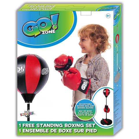 GO ZONE - ENSEMBLE DE BOXE