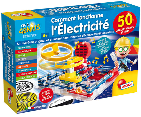 I'M A GENIUS- COMMENT FONCTIONNE ELECTRICITE