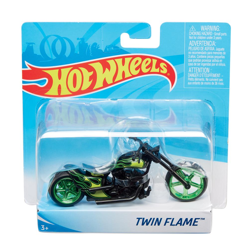 HOT WHEELS - MOTO 1:18 ASSORTIES