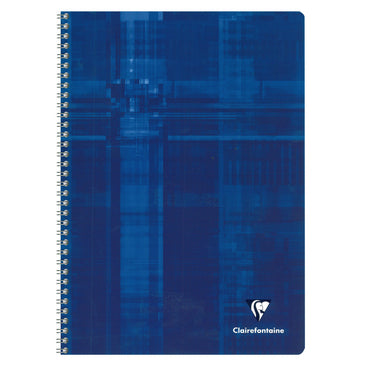 CLAIREFONTAINE - CAHIER SPIRALE