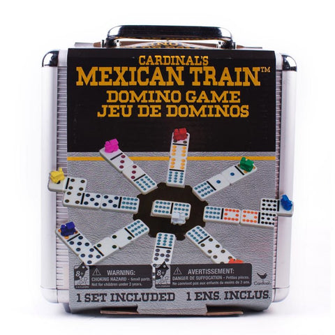 CARDINAL - DOMINO DOUBLE 12 TRAIN MEXICAIN