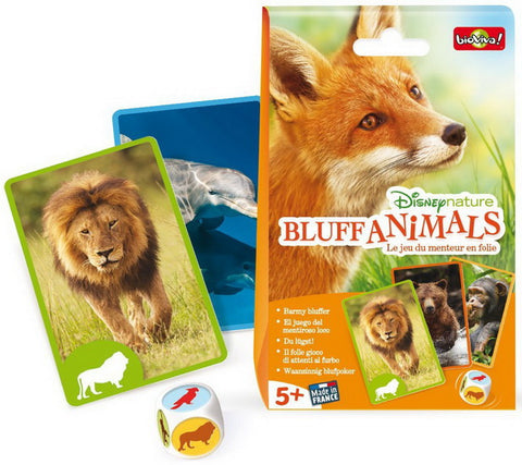 BIOVIVA - DISNEY NATURE - BLUFF ANIMALS