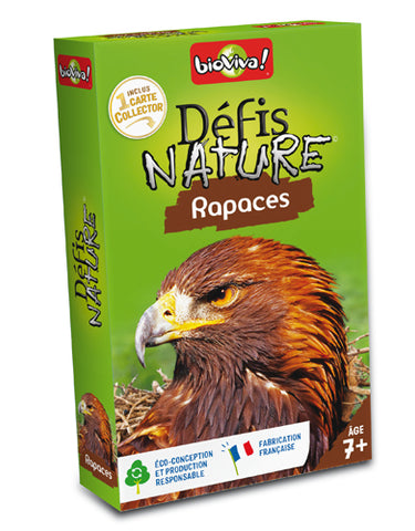 BIOVIVA - DEFIS NATURE - RAPACES