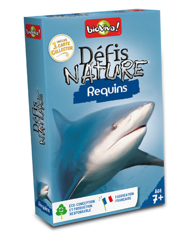BIOVIVA - DEFIS NATURE - REQUINS