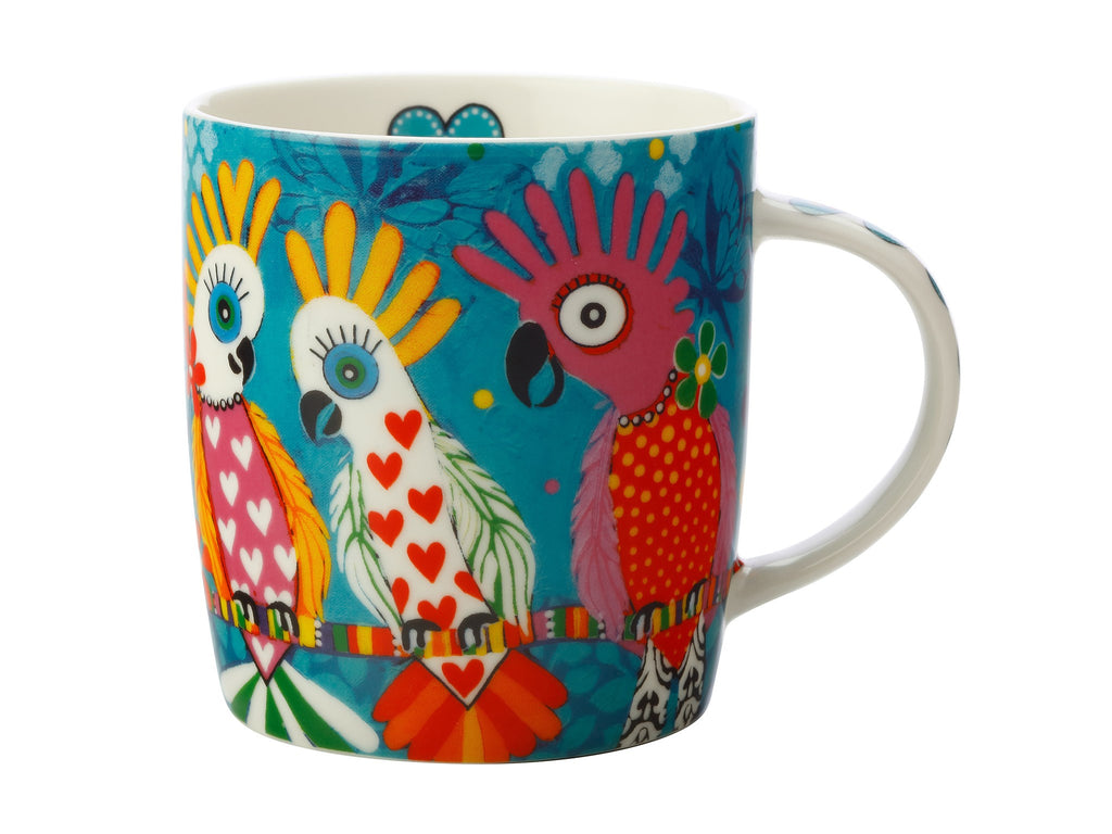 M&W - TASSE LOVE HEARTS CHATTER