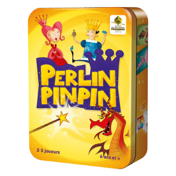 COCKTAIL GAMES - PERLINPINPIN