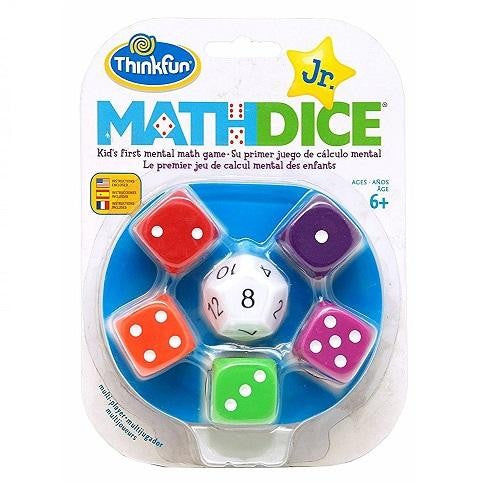THINKFUN - MATH DICE