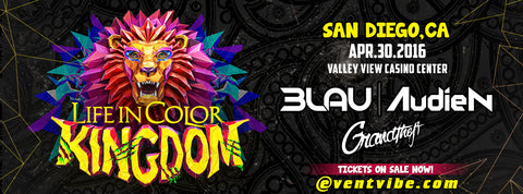 Life in Color San Diego