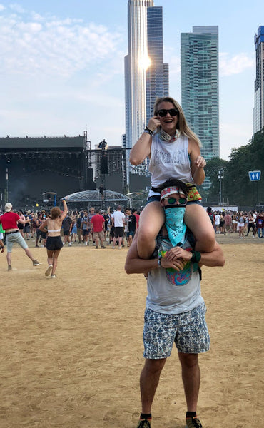 Lollapalooza couple