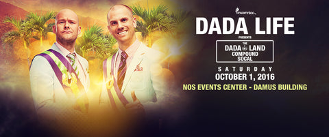 Dada Land Compound Festival News