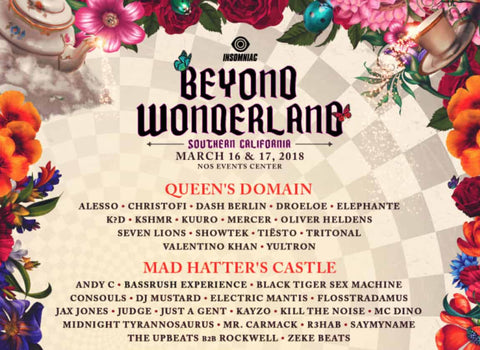 Have You Been to Beyond Wonderland? – Freedom Rave Wear
