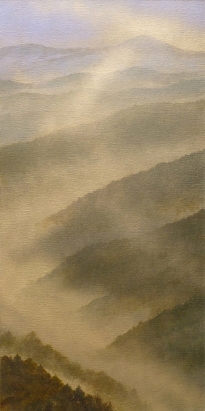 Golden Mountain Mist