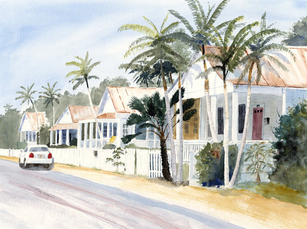Porches & Palms